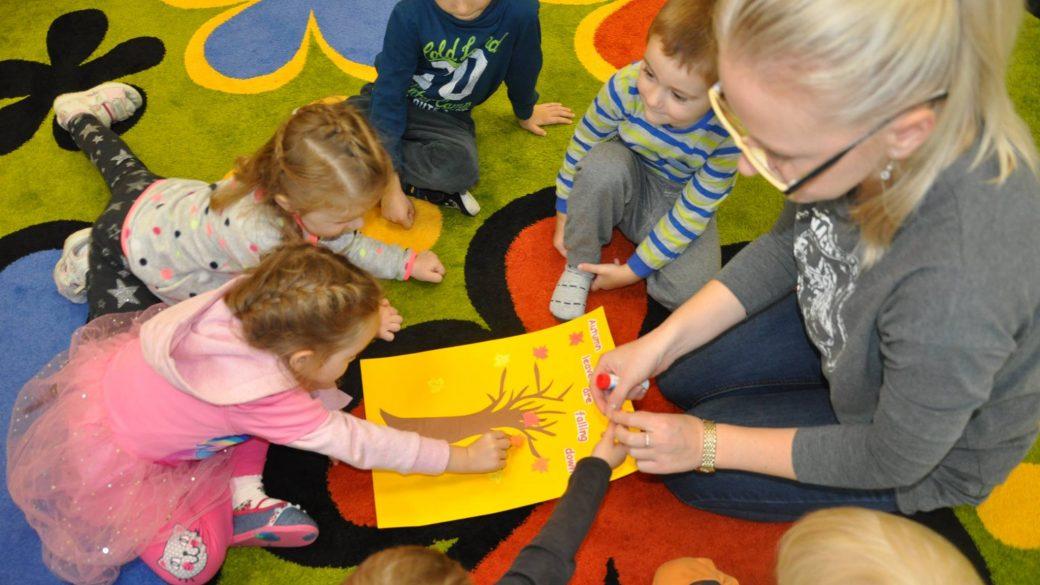 Частный детский сад: нужен ли ребенку